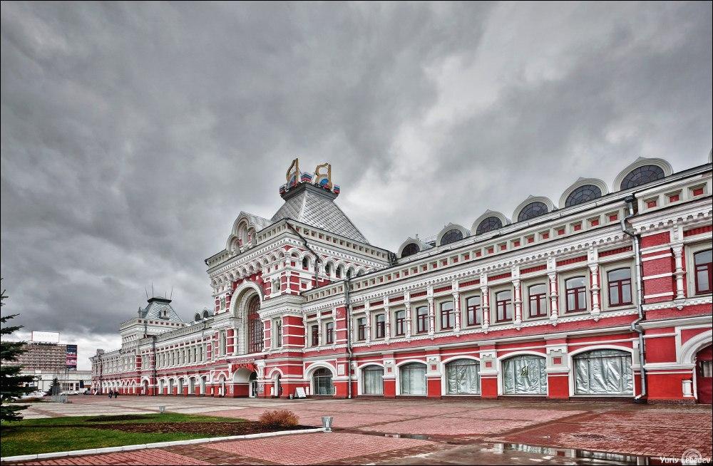 Дата дня: 194 года назад открылась крупнейшая в царской России Нижегородская ярмарка