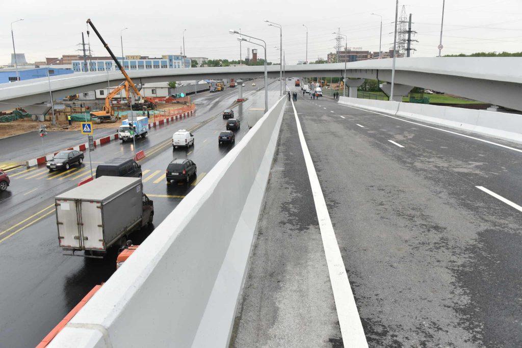 «Активные граждане» оценили реконструкцию развязки на Каширском шоссе