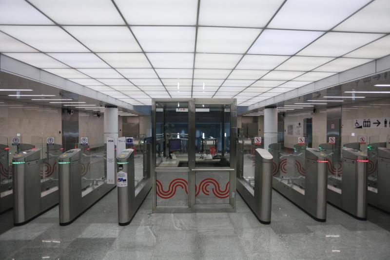 Участок Замоскворецкой линии метро закроют этим летом