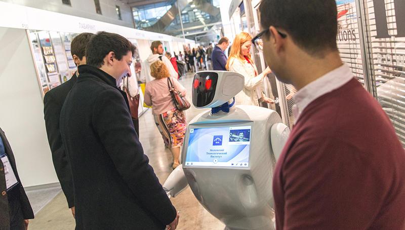 В московском музее появится робот-экскурсовод