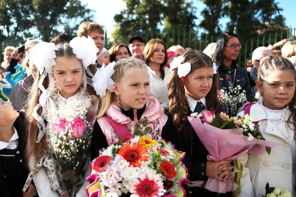 Уроки флористики проведут на фестивале «Скоро в школу»