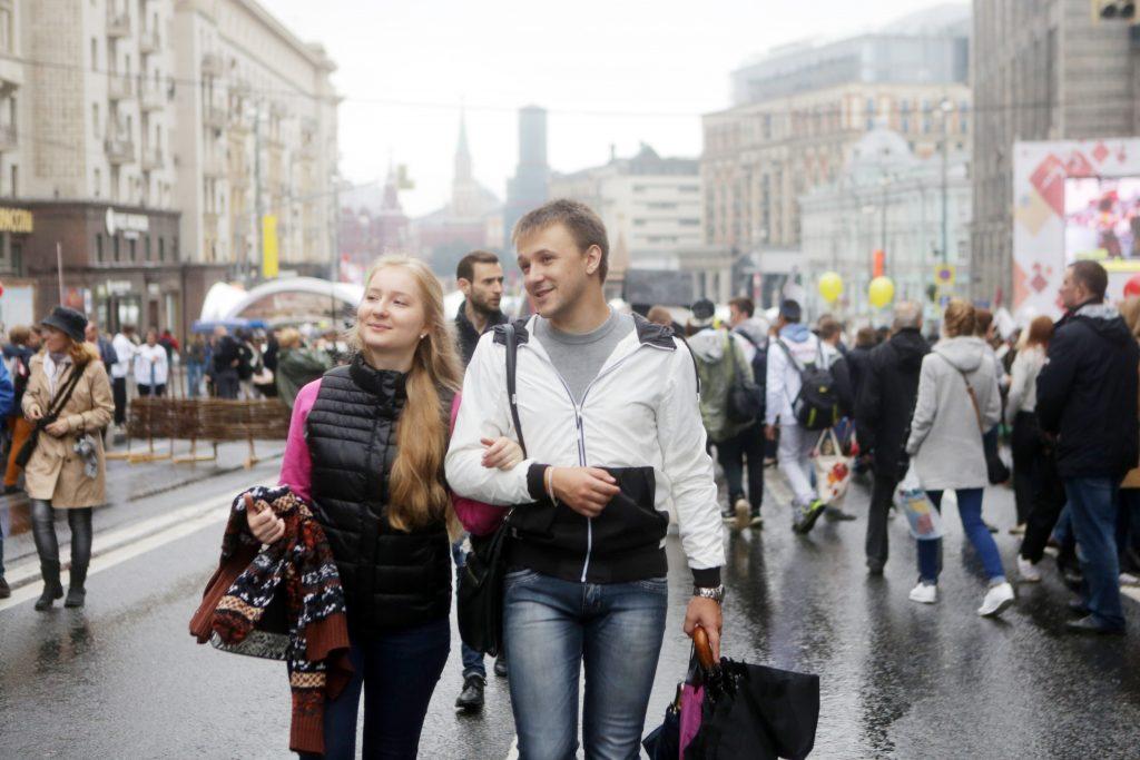 фото современных москвичей того