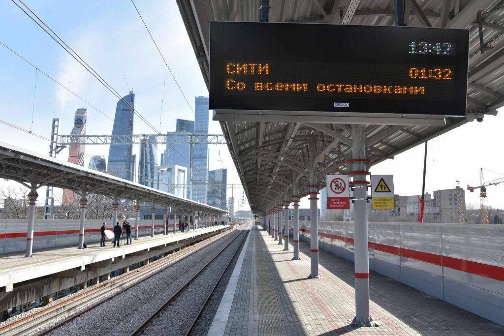 Вдоль МЦК установят больше 40 километров шумозащитных экранов