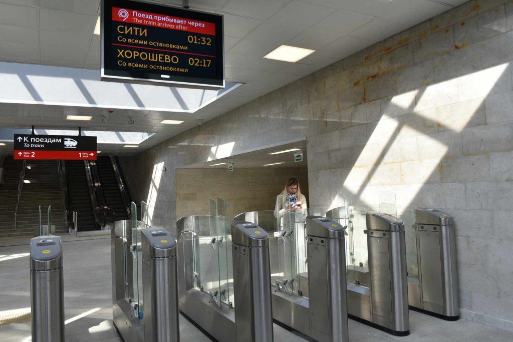 Банковские карты будут принимать при оплате поездок по МЦК