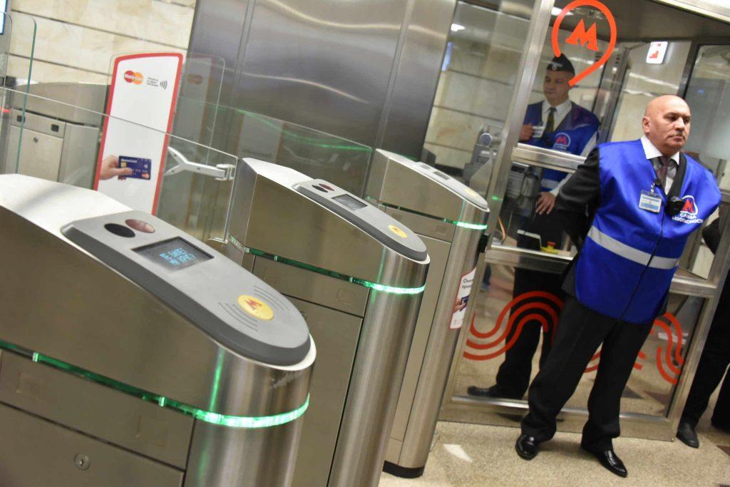 Власти Москвы утвердили тарифы за проезд по МЦК