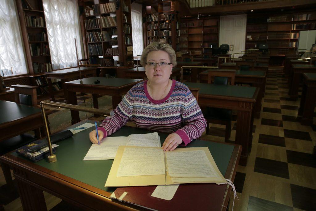 Дому-музею Марины Цветаевой передали письма поэтессы