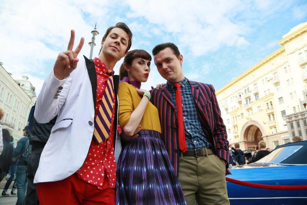Фестиваль «Московское кино» поможет нарядиться в духе советских фильмов