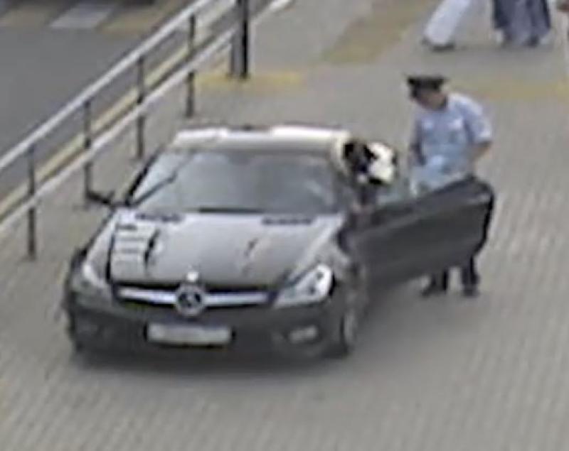 Оскорбившему полицейского водителю вынесен штраф
