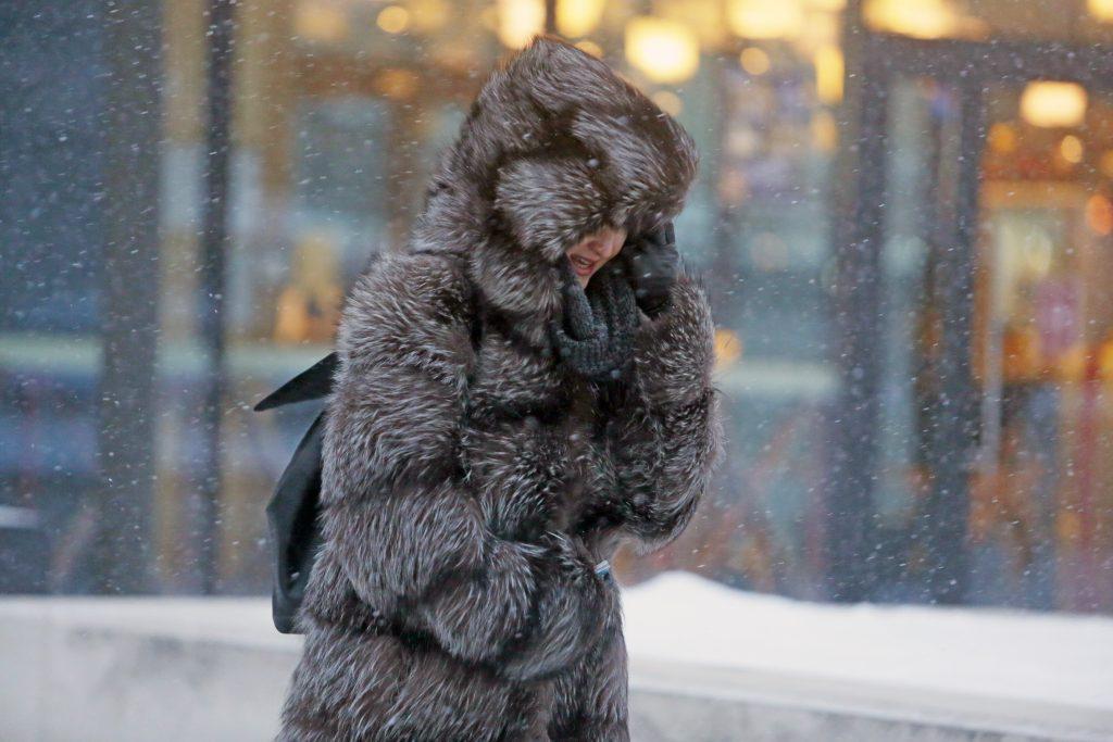 В среду Москву ждет похолодание
