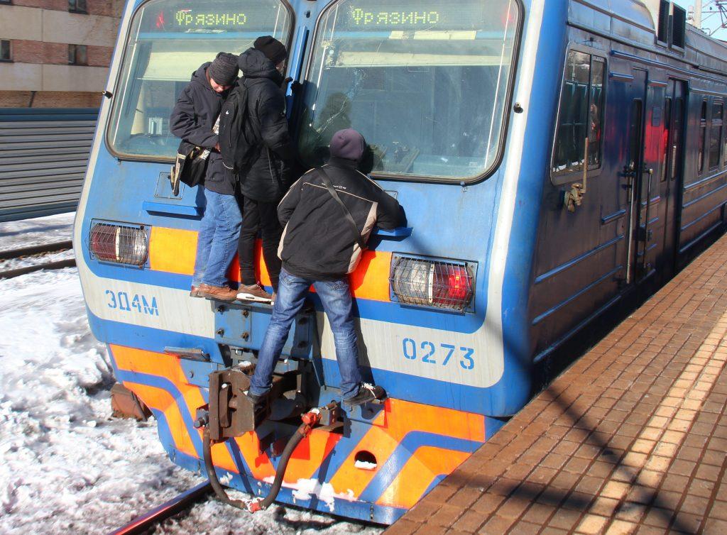 Родителей зацеперов в Москве оштрафуют на пять тысяч рублей