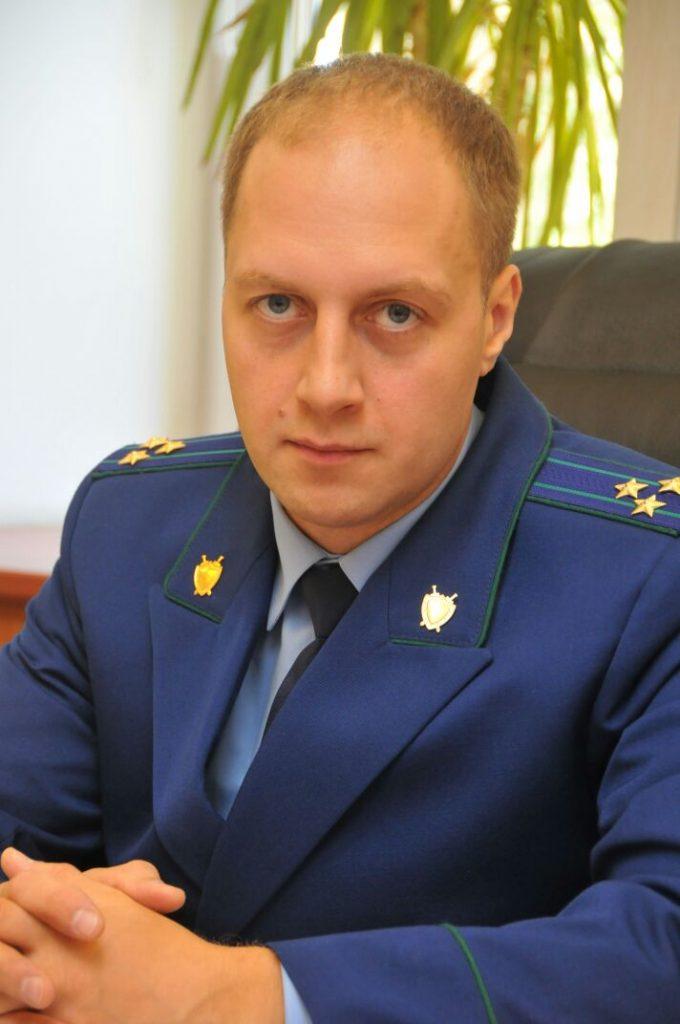 Михаил Устинский: Борьба с коррупцией - приоритетное направление для прокуратуры округа