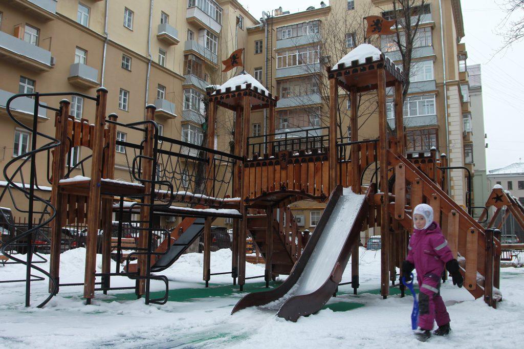 Обойдемся без луж во время ливней и таяния снега