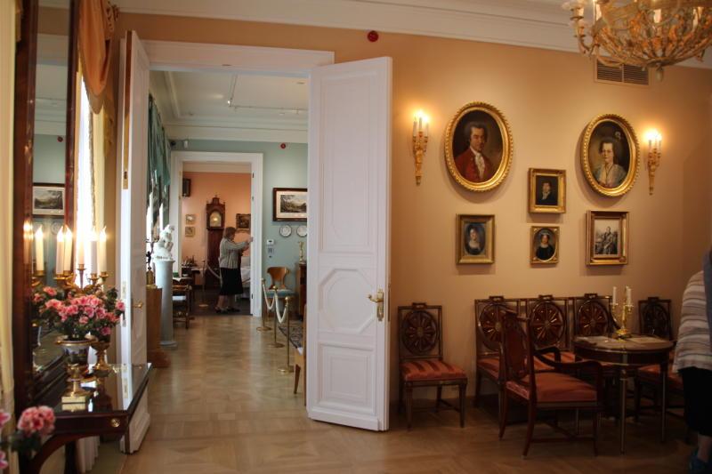 Ящик для писем Татьяне Лариной установят в музее имени Пушкина