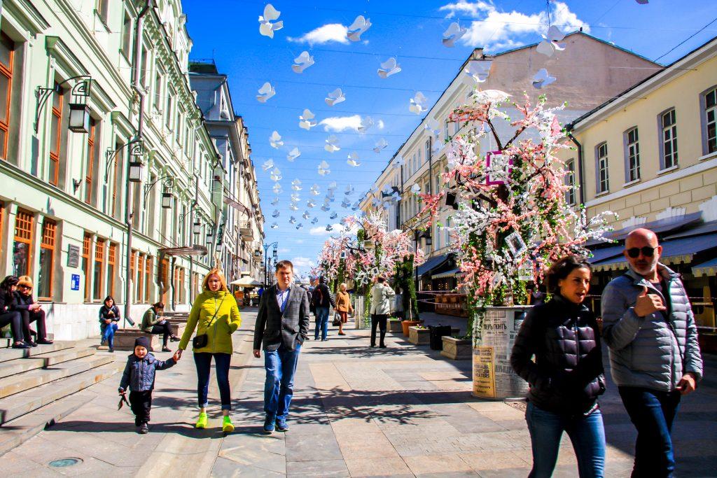 Более 30 бесплатных экскурсий пройдут в рамках фестиваля «Московская весна»