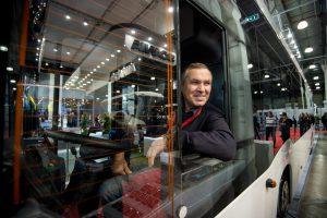 """Общественным транспортом воспользовались около двух миллиардов человек. Фото: """"Вечерняя Москва"""""""