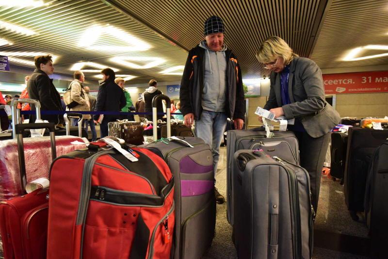 Около 20 рейсов отменили в аэропортах Москвы