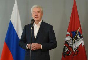 Мэр Москвы Сергей Собянин. Фото: «Вечерняя Москва»
