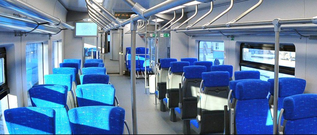 Новые крепления для велосипедов установят в поездах МЦК этим летом