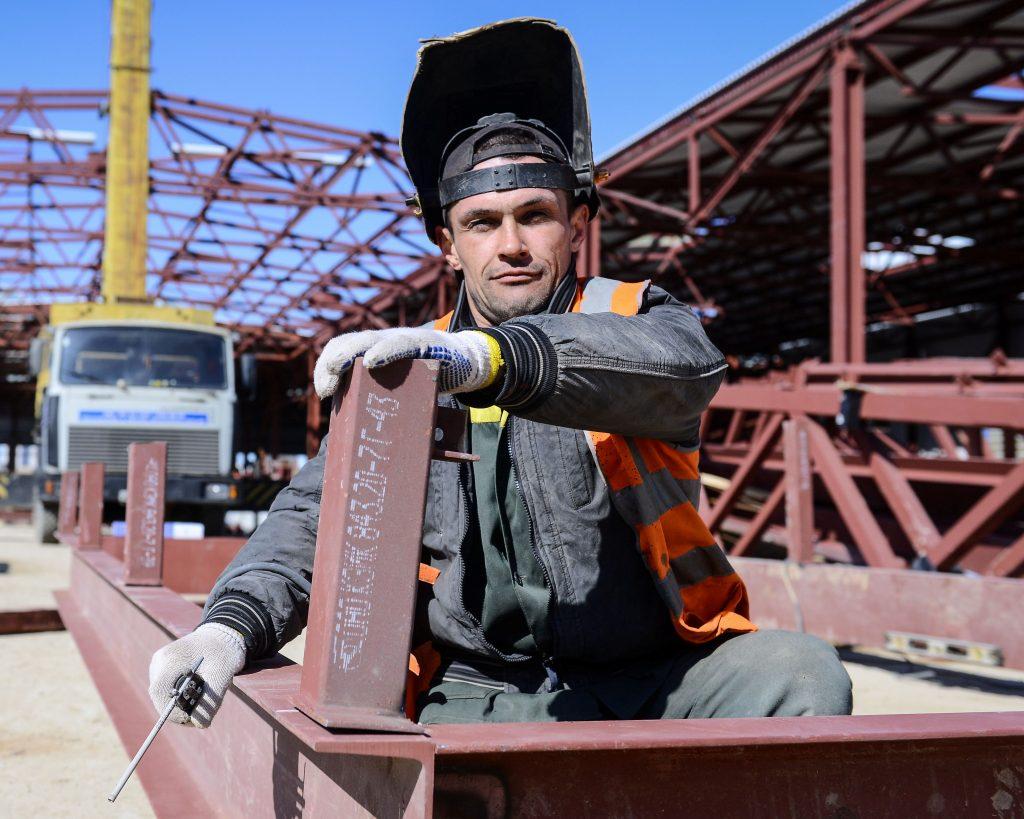 Надземный переход в «брутальном стиле» откроют в Москве