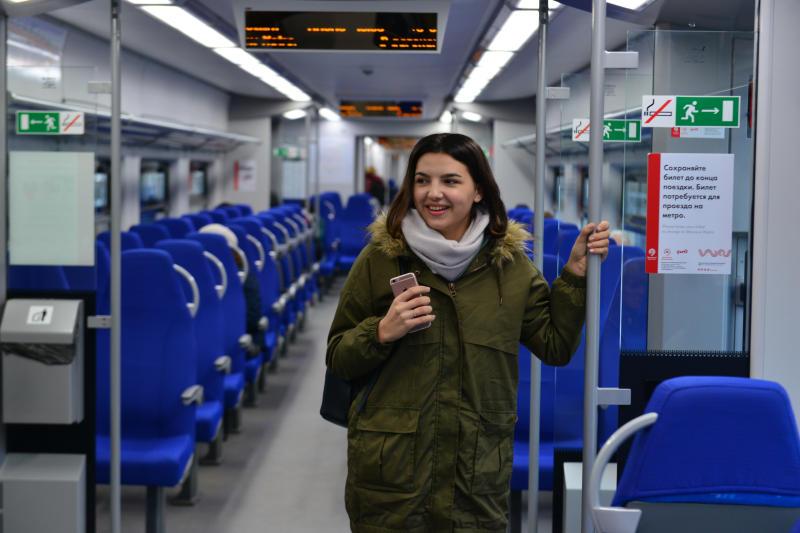 Услугами МЦК с момента открытия воспользовались 80 миллионов пассажиров
