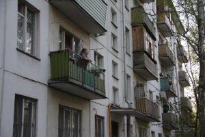 Участники программы реновации будут освобождены от ряда налогов. Фото: Павел Волков, «Вечерняя Москва»