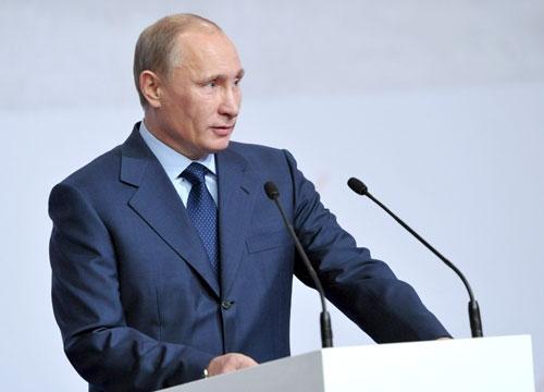 Владимир Путин поблагодарил главу РЖД за вклад в развитие МЦК