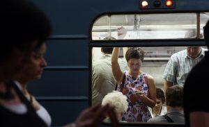 Поезда полностью вошли в график. Фото: Анна Иванцова