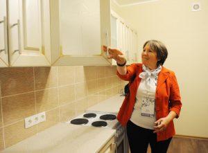 Все участники программы реновации получат новое жилье в квартирах с отделкой, соответствующей комфорт-классу. Фото: «Вечерняя Москва»