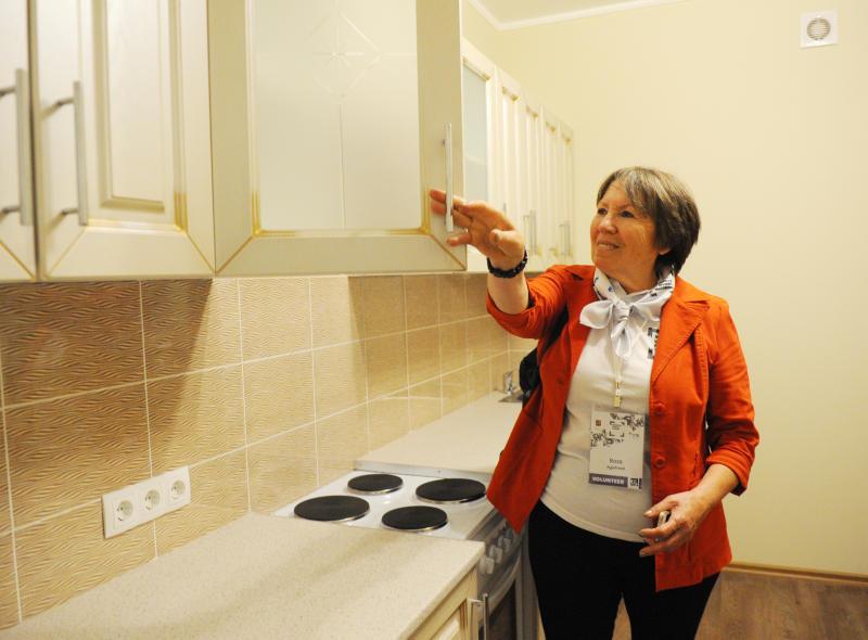 """все участники программы реновации получат новое жилье в квартирах с отделкой, соответствующей комфорт-классу. Фото: """"Вечерняя Москва"""""""