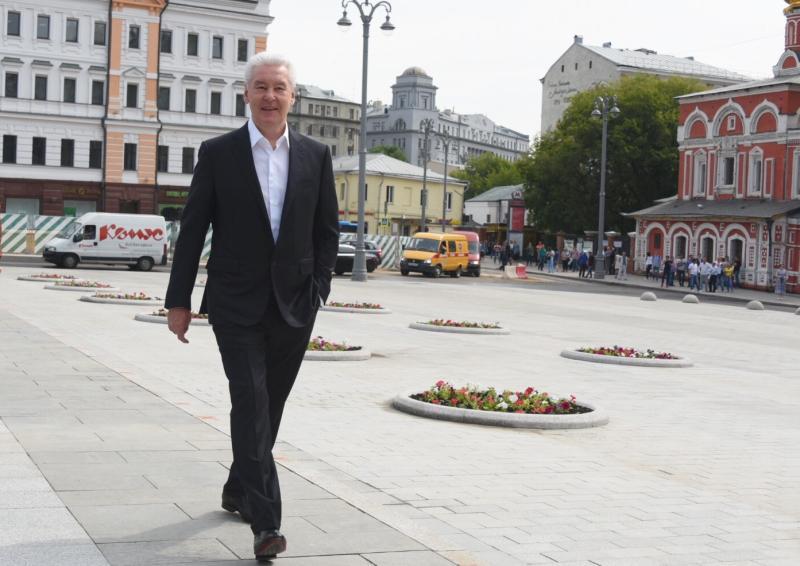 """Мэр Москвы Сергей Собянин. Фото: """"Вечерняя Москва"""""""