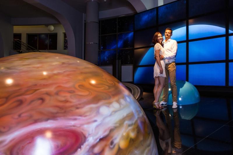 Московский планетарий открыл набор на курсы астрономии для взрослых