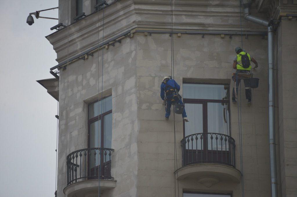 Капремонт завершили в двух домах на Садовой-Самотечной улице