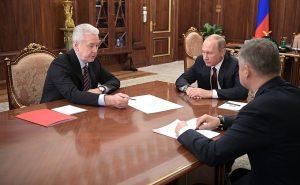 Реализовать проект планируется за один-два года. Фото: пресс-служба Кремля