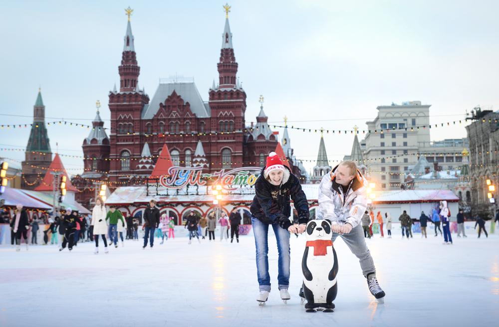 Каток на Красной площади откроется 29 ноября и соберет звезд спорта
