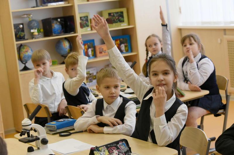 В Центральном округе продолжается акция в рамках Всероссийского Дня правовой помощи детям