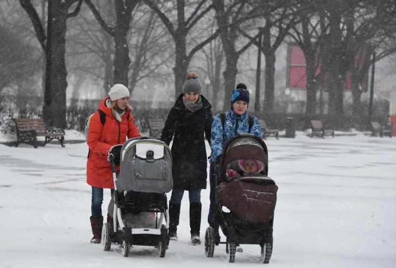 В ЦАО Москвы выдан 20-тысячный сертификат на материнский капитал