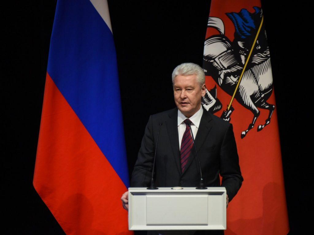 Собянин поддержал идею создания постоянной площадки для волонтеров