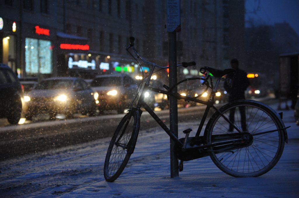 Больше половины декабрьской нормы снега выпало в Москве за первую неделю зимы