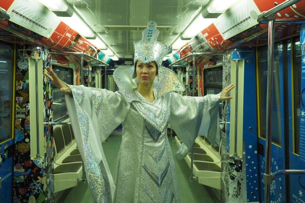 Ожидается, что каждый день новой станцией будут пользоваться около 60 тысяч горожан. Фото: Антон Гердо, «Вечерняя Москва»