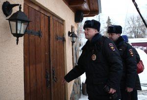 Отселенные помещения осматриваются дважды в день. Фото: Павел Волков, «Вечерняя Москва»