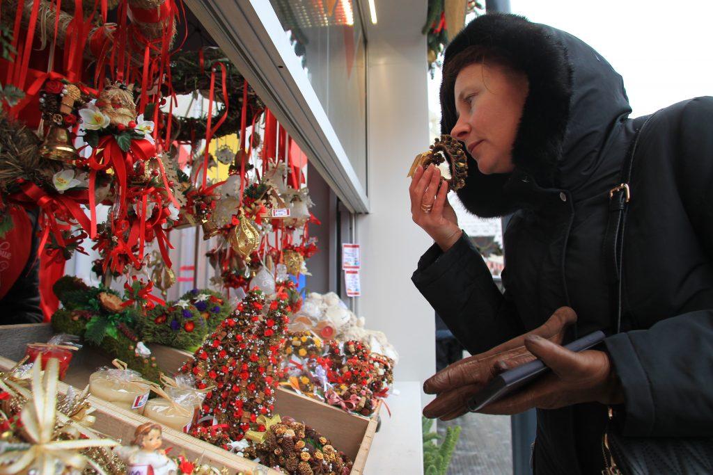 Ватрушки и шанежки стали самыми популярными блюдами на рождественском фестивале