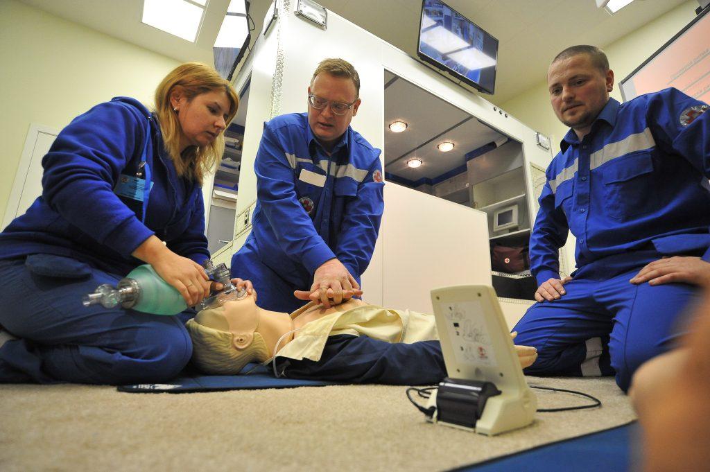 Московских врачей подготовят к Чемпионату мира по футболу