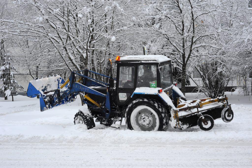Москва справилась с последствиями снегопадов перед новым циклоном
