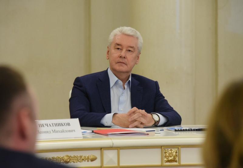 Собянин рассказал о стратегии развития столичного здравоохранения