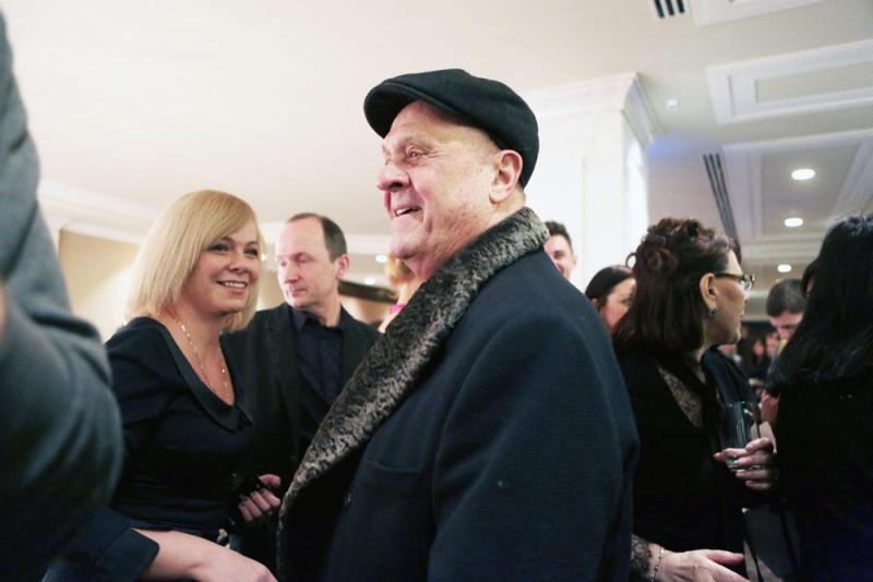 Владимир Меньшов принял участие в президентских выборах. Фото: архив, «Вечерняя Москва»
