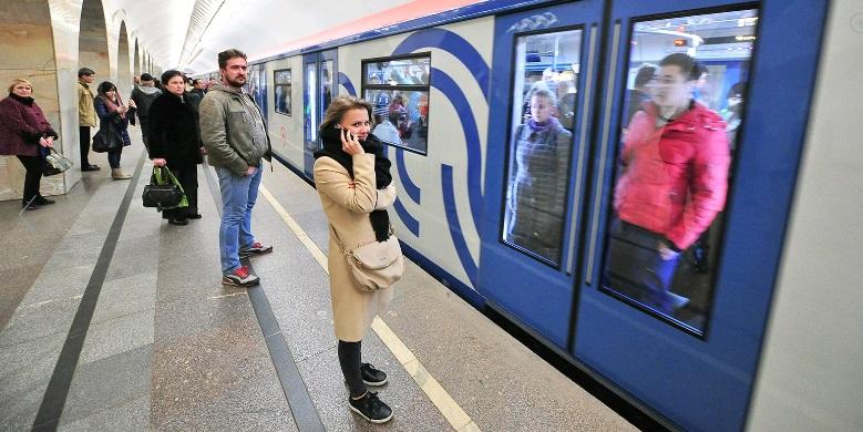 Поезда «Москва» выйдут еще на четыре линии метро