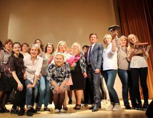 Окружной конкурс социальных работников прошел в Мещанском районе. Фото предоставлено сотрудниками ТЦСО «Мещанский»