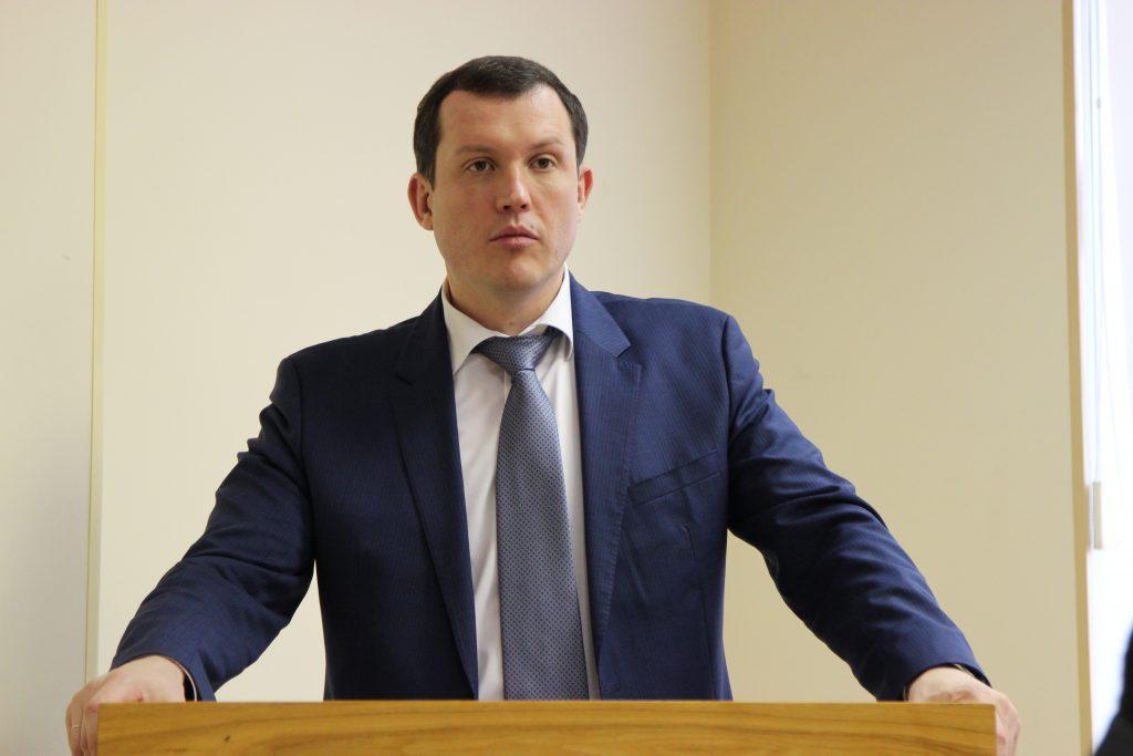 Префект ЦАО Владимир Говердовский встретится с жителями Таганского района 25 апреля
