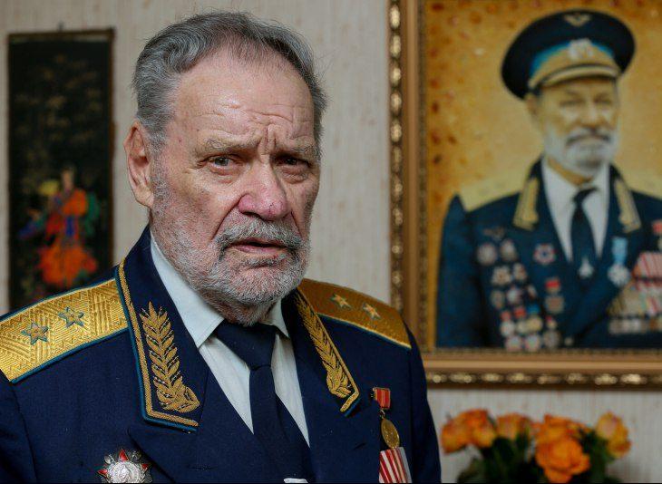 Участник битвы над Москвой