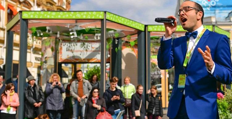 Активные граждане оценят музыкальный фестиваль «Московская весна»